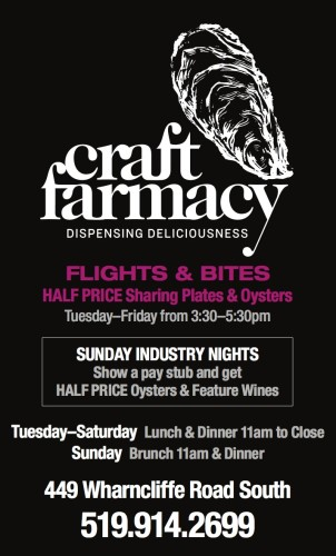 Craft Farmacy: DISPENSING DELICIOUSNESS