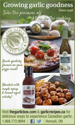 Garlic Box: Growing garlic goodness Since 1998